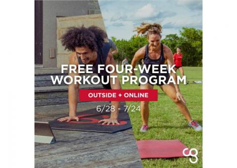 4 Week Free Fitness Program